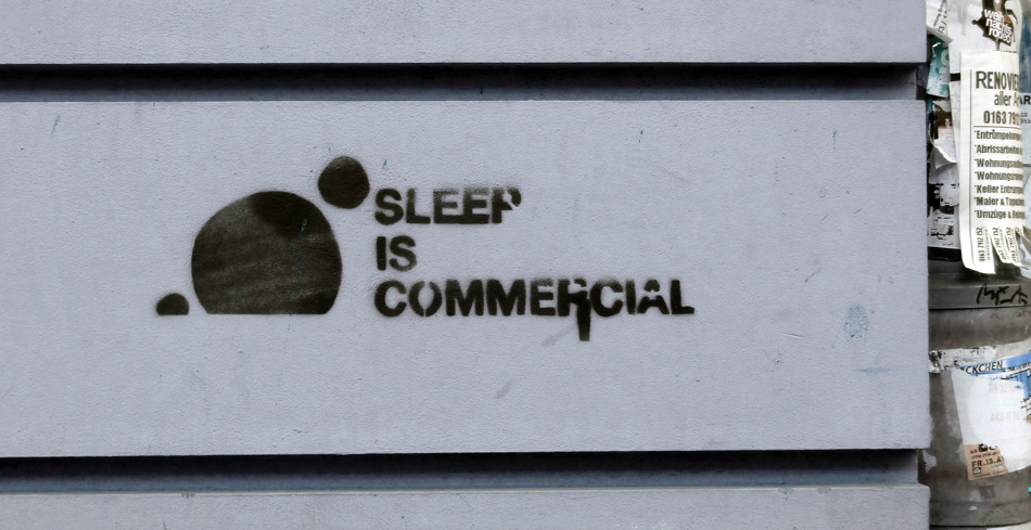 Sleep is ...