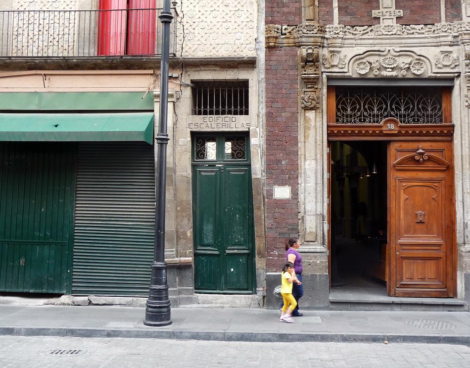 Edificio Escalerillas