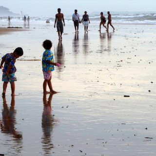 Baga Beach, Goa, India, 2011