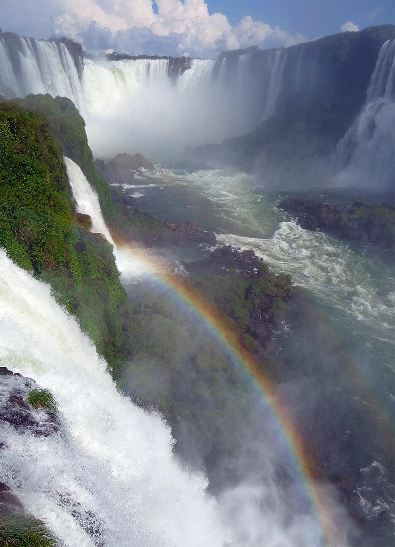 Rainbow & Descent