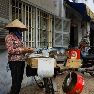 Cholon, Ho Chi Minh City, Vietnam, 2014