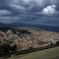 La Paz, Bolivia, 2013