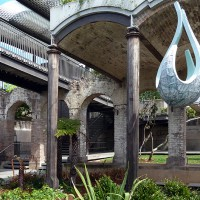 Paddington Reservoir Gardens, Paddington, Sydney, Australia, 2012