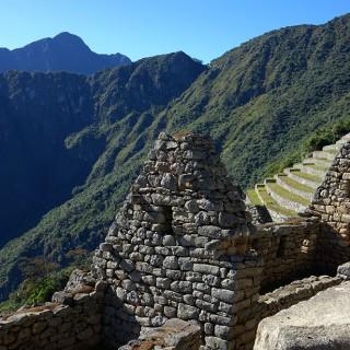 Machu Picchu, Peru, 2013