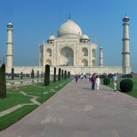 Agra, Uttar Pradesh, India, 2011