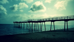 'Pier' - Hervey Bay, QLD, Australia, 2012
