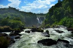 'Wild water' - Iguaçu, Brazil, 2008