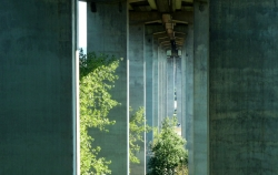 'Under the bridge' - Varna, Bulgaria, 2010