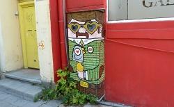 'Blockhead' - Varna, Bulgaria, 2010