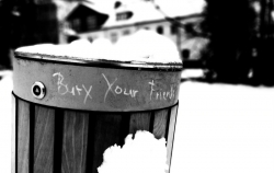 'Bury your friends!' - Paderborn, Germany, 2011