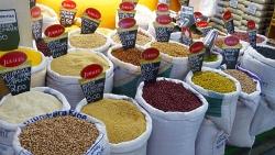 'Beans & rice' - Curitiba, Brazil, 2009