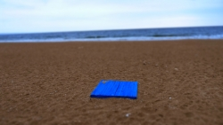 'Blue base' - Slatni Pjasazi/Golden Sands, Bulgaria, 2011