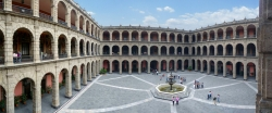 'Palacio Nacional' - Mexico City, Mexico, 2010