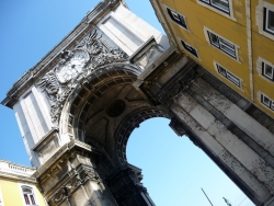 'Arco do Triunfo' - Lisbon, Portugal, 2009
