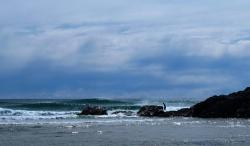 'Rocky beach' - Port Maquarie, Australia, 2012