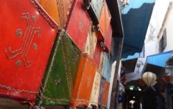 'Lamps' - Essaouira, Morocco, 2012