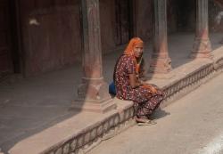'Agra' - Agra, Uttar Pradesh, India, 2011