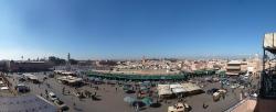 'Djemaa el Fna' - Marrakesh, Morocco, 2012