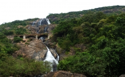 'Dudhsagar Falls' - Goa, India, 2011
