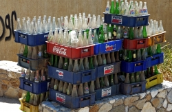 'Bottles' - Puerto Escondido, Mexico, 2010