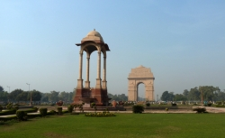 'India Gate' - Delhi, India, 2011