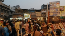'Main Bazaar' - Paharganj, Delhi, India, 2011