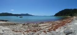 'Tongue Bay' - Tongue Bay, Whitsunday Island, Queensland, Australia, 2012