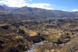 'Cañon de Colca' - Cañon de Colca, Arequipa, Peru, 2013