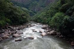 'Wild water' - Rio Urubamba, Aguas Calientes, Peru, 2013