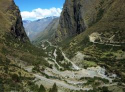 'Serpentines' - Abra malaga, Peru, 2013
