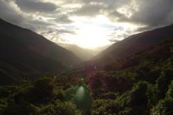 'Rio Lucumayo Valley' - Alfamayo, Peru, 2013