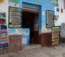 'Salidas' - Copacabana, Bolivia, 2013
