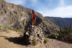 'Cruz' - Malata, Arequipa, Peru, 2013