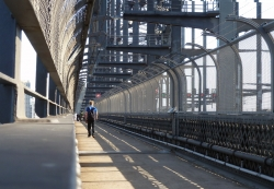 'Walkway' - Harbour Bridge, Sydney, Australia, 2012