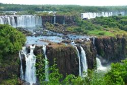 'Cataratas' - Cataratas del Iguazú, Foz do Iguazú, Brazil, 2009