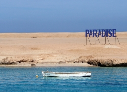 'Paradise' - Paradise Beach, Giftun Island, Red Sea, Egypt, 2010