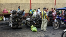 'Coal' - Belen, Iquitos, Peru, 2013
