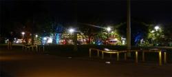'Nighttime Promenade' - Esplanade, Cairns, Queensland, Australia, 2012