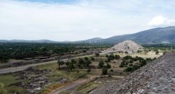 'Teotihuacan' - Teotihuacan, Mexico, 2010