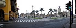 'Plaza' - Plaza de Armas, Lima, Peru, 2013