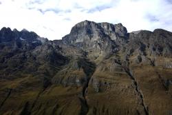 'Cordillera Central' - Municipio La Paz, Bolivia, 2013