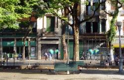'Praça Tiradentes' - Praça Tiradentes, Rio de Janeiro, Brazil, 2009