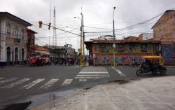 'Round Corners' - Iquitos, Peru, 2013