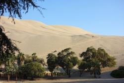 'Dunes' - Huacachina, Ica, Peru, 2013
