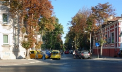 'Autumn avenue' - Varna, Bulgaria, 2013