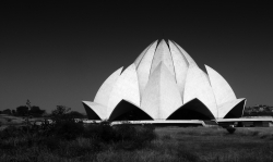 'Lotus' - Lotus Temple, New Delhi, India, 2011