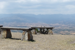 'From up here' - Monte Alban, Oaxaca, Mexico, 2010
