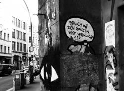 'Nur mal so gefragt ...' - Berlin, Germany, 2011
