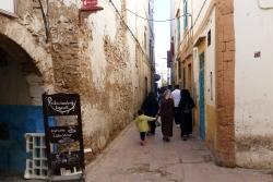 'Cuisine Marocaine' - Essauoira, Morocco, 2012