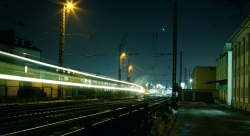 'By the tracks'   -   Paderborn, Germany, 2009